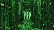 Culture Matrix Code corridor
