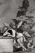 Gothic Goya