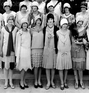 High-school-flappers