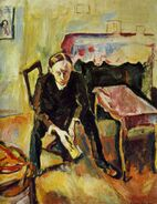Portrait of Fernand Fleuret