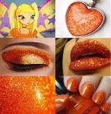 Sparkling oranges and tangerine zest for you