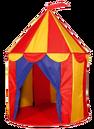 Clowncore tent