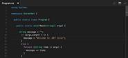 Coding (Nice Guy)
