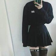 Bbygirl-black