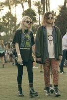 Grunge-couple