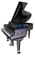 Космос пианино