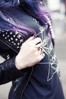 Pastel-goth-ring
