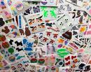 Sandylion stickers