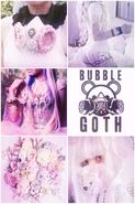 Bubble goths