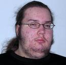 Neckbeard Man (Nerd)