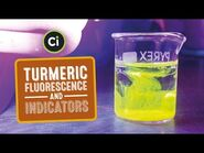 Turmeric Chemistry – Fluorescence and Indicators