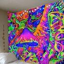Acid-neon-mushroom