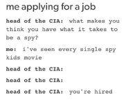 Spy meme