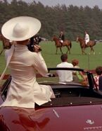 Old money polo match hat