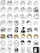 Sum old meme faces