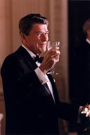 440px-Reagan toasting 1981