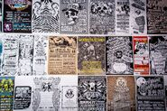 Breakcore gives me wood posters