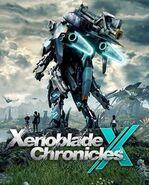 Xenoblade Chronicles X - Boxart