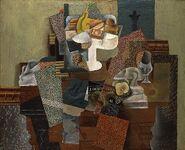 Picasso-nature-compotier