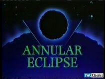 Annular eclipse84