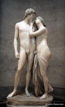 Aphrodite-adonis-sculpture