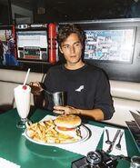 Diner man