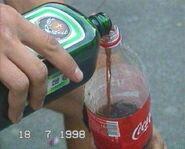 Coke 444