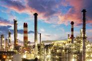 North American Oil Refinery