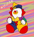 1Clown boy