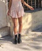Kinder-whore-pink-skirt
