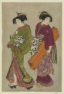 Geisha-and-servant