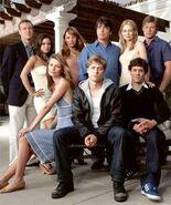 The O.C. cast (season 1)
