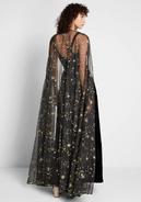Космос платье 1