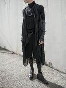 Black clothes cc