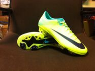 Nike Volt-colored Superfly III
