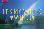 Thence rainbow