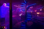 Darker strip club interior