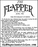 Flapper-knees