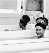 Princess margaret crown