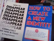 Disappearance books
