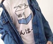 Milk-jean-jacket