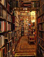 Bookstore in scotland