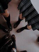 Schoolgirl-plaid-skirts