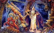 Stargazing Wizard