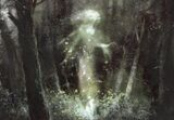 Wisp fairy