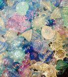 Seacore glass seashells