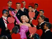One-Iconic-Look-Marilyn-Monroe-Gentlemen-Prefer-Blondes-Costumes-Fashion-Tom-Lorenzo-Site-2