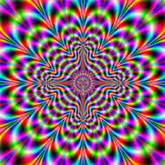 Eye-rainbow