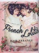 Larme french lolita