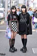 Harajuku street style alternative